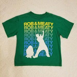 Boy's Rob & Meaty t-shirt